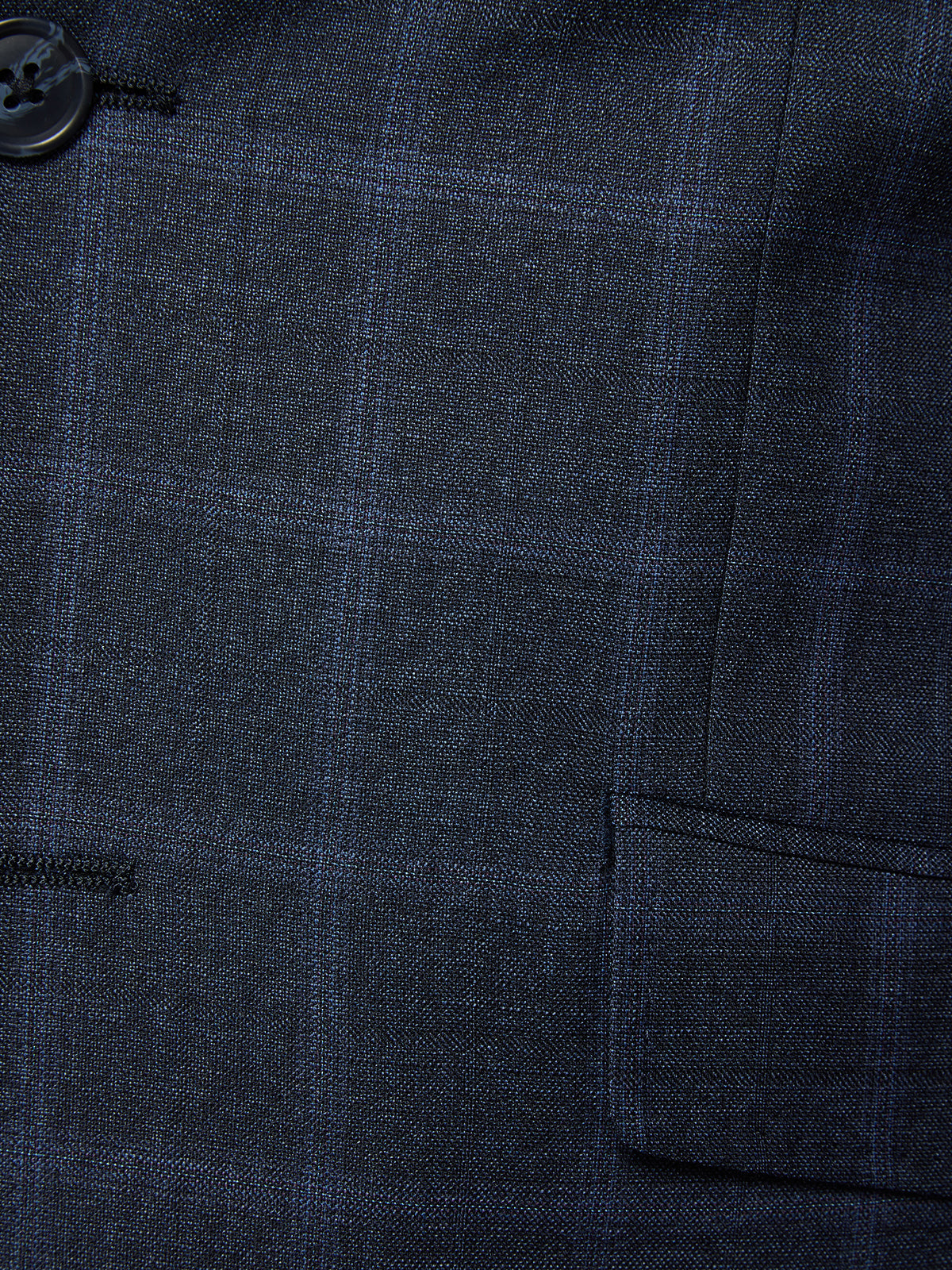 NEW HOPKINS WOOL CHECKED JACKET