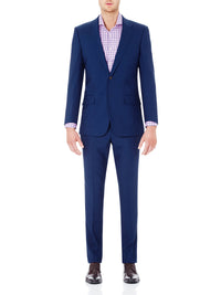 T22 LUXURY SUIT TROUSERS BLUE