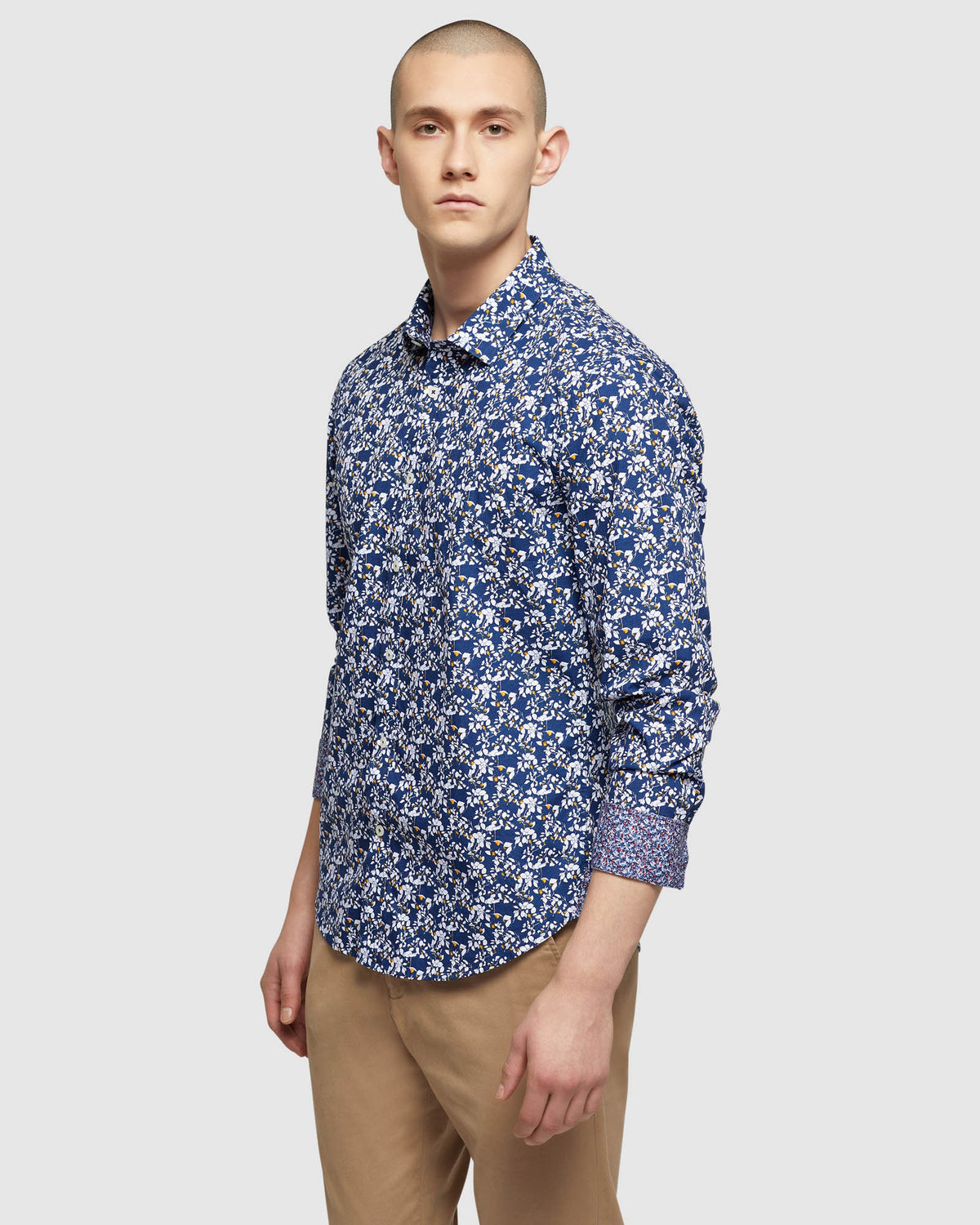 KENTON FLORAL PRINTED SHIRT