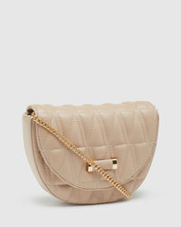 RUBY WADDED CLUTCH BAG