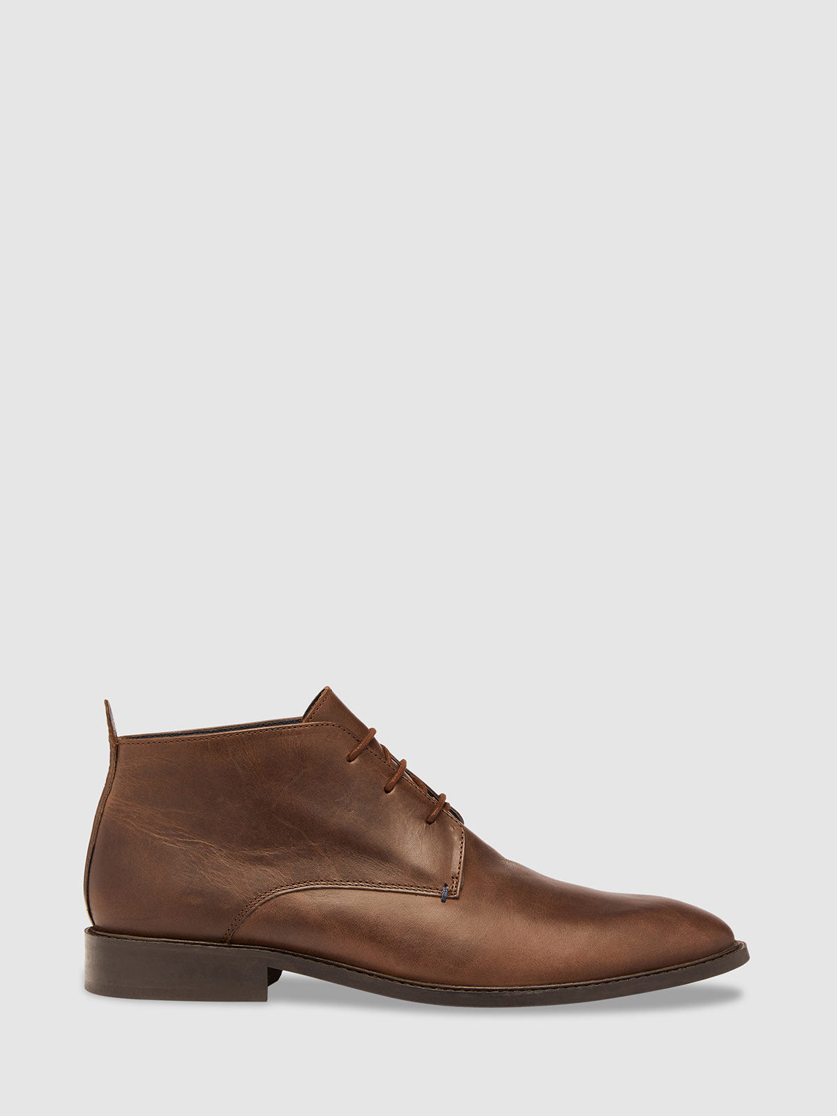 ARNE BOOT DARK BROWN