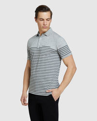 MILO STRIPE POLO