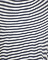 JACK STRIPED T-SHIRT NAVY/WHITE