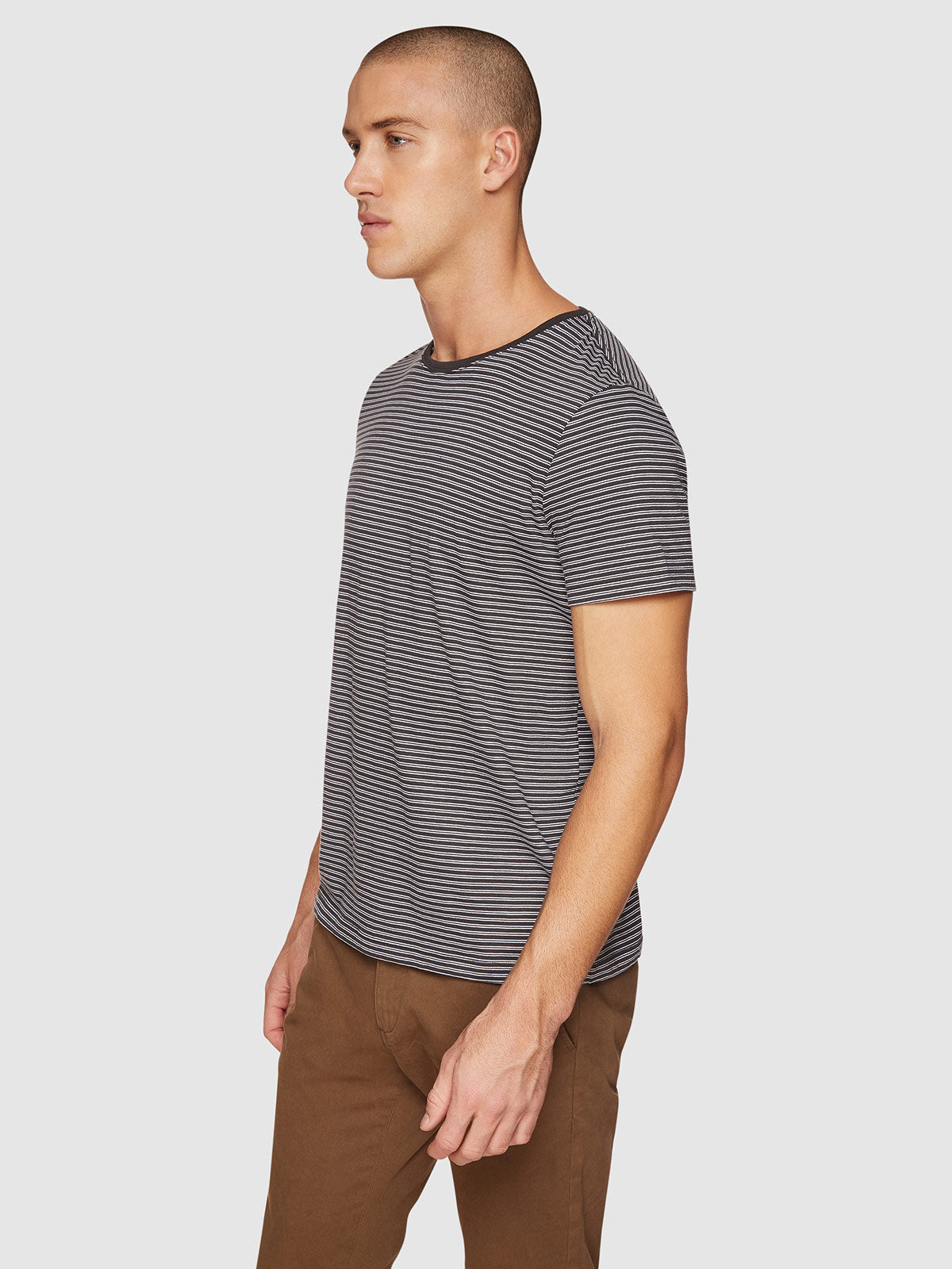 LEWIS STRIPED T-SHIRT