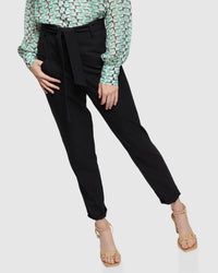 NEW SLOANE PANTS BLACK
