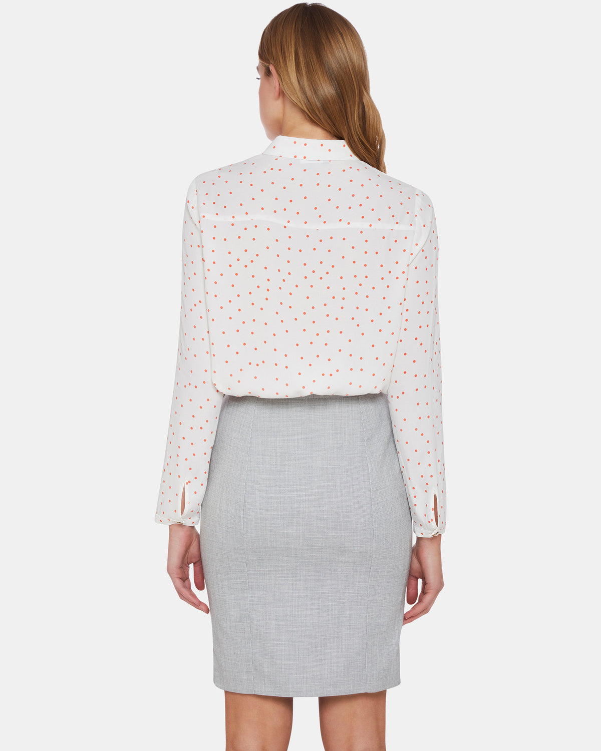 POPPY POLKA DOT BLOUSE