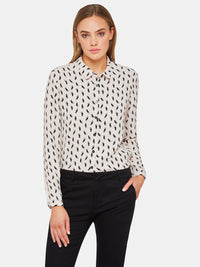 POPPY CAT PRINTED BLOUSE