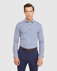 STRATTON PRINTED REGULAR FIT SHIRT