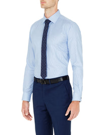 ISLINGTON REGULAR FIT SHIRT BLUE