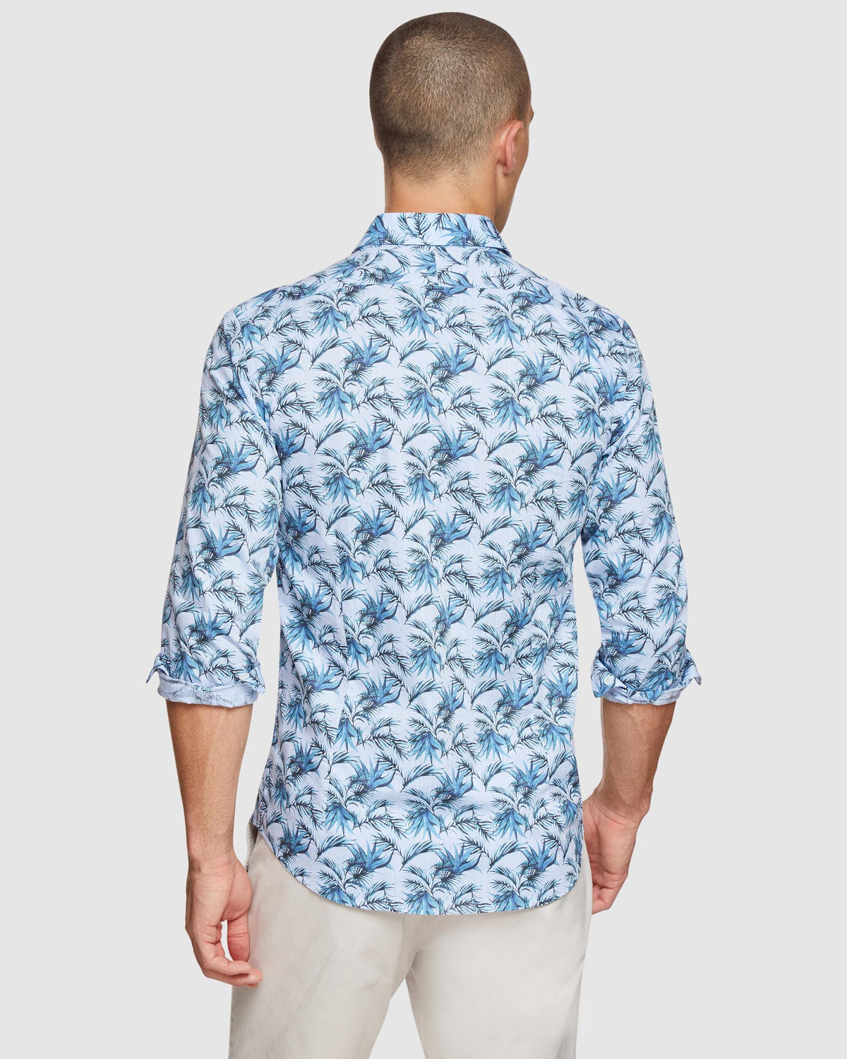 KENTON PRINTED LUXURY SHIRT