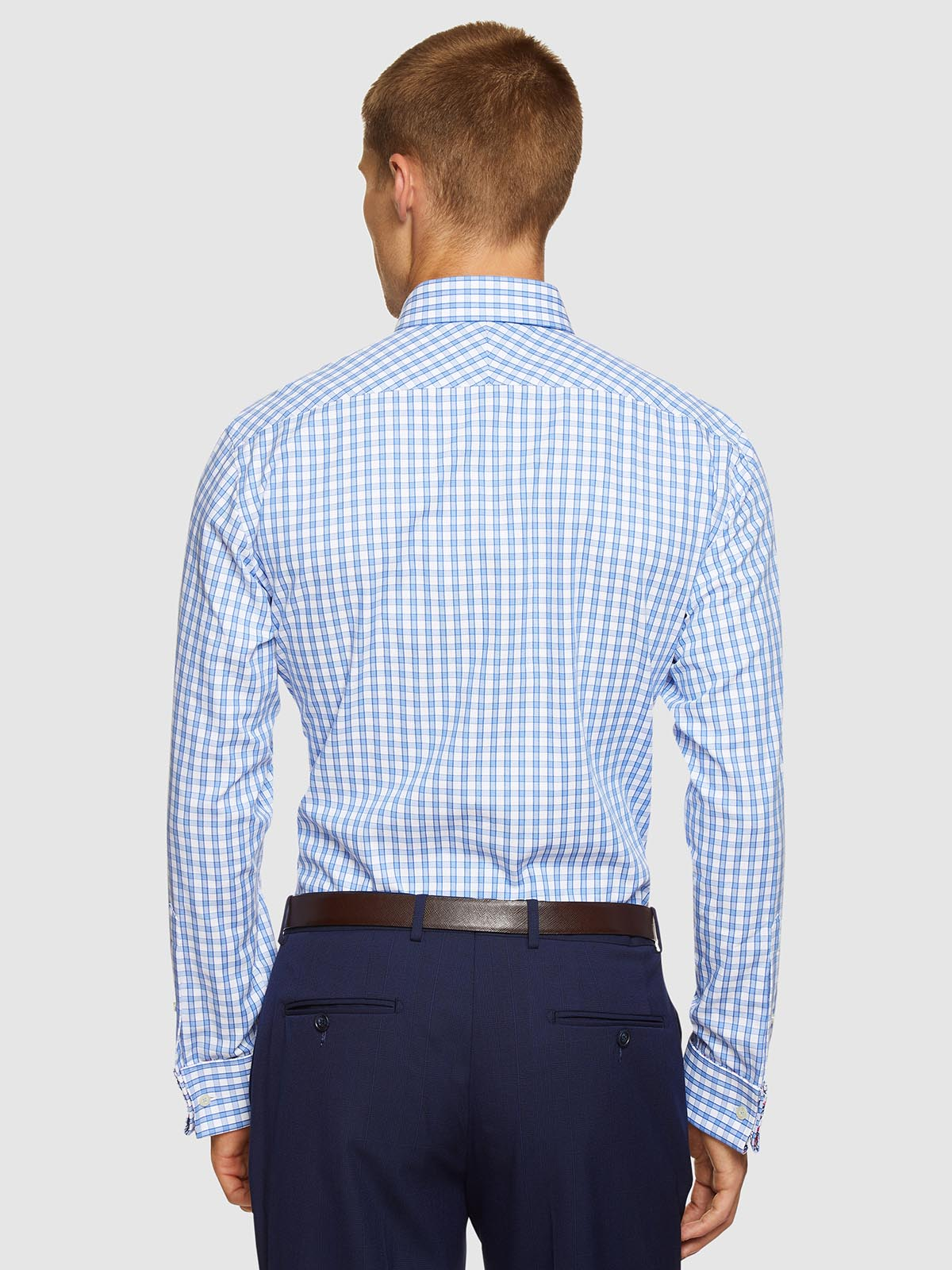 ISLINGTON F/C CHECKED SHIRT