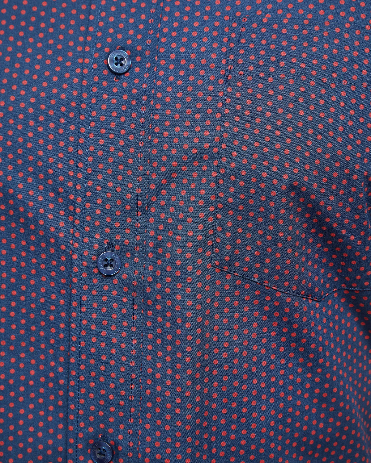STRATTON SPOT PRINTED SHIRT