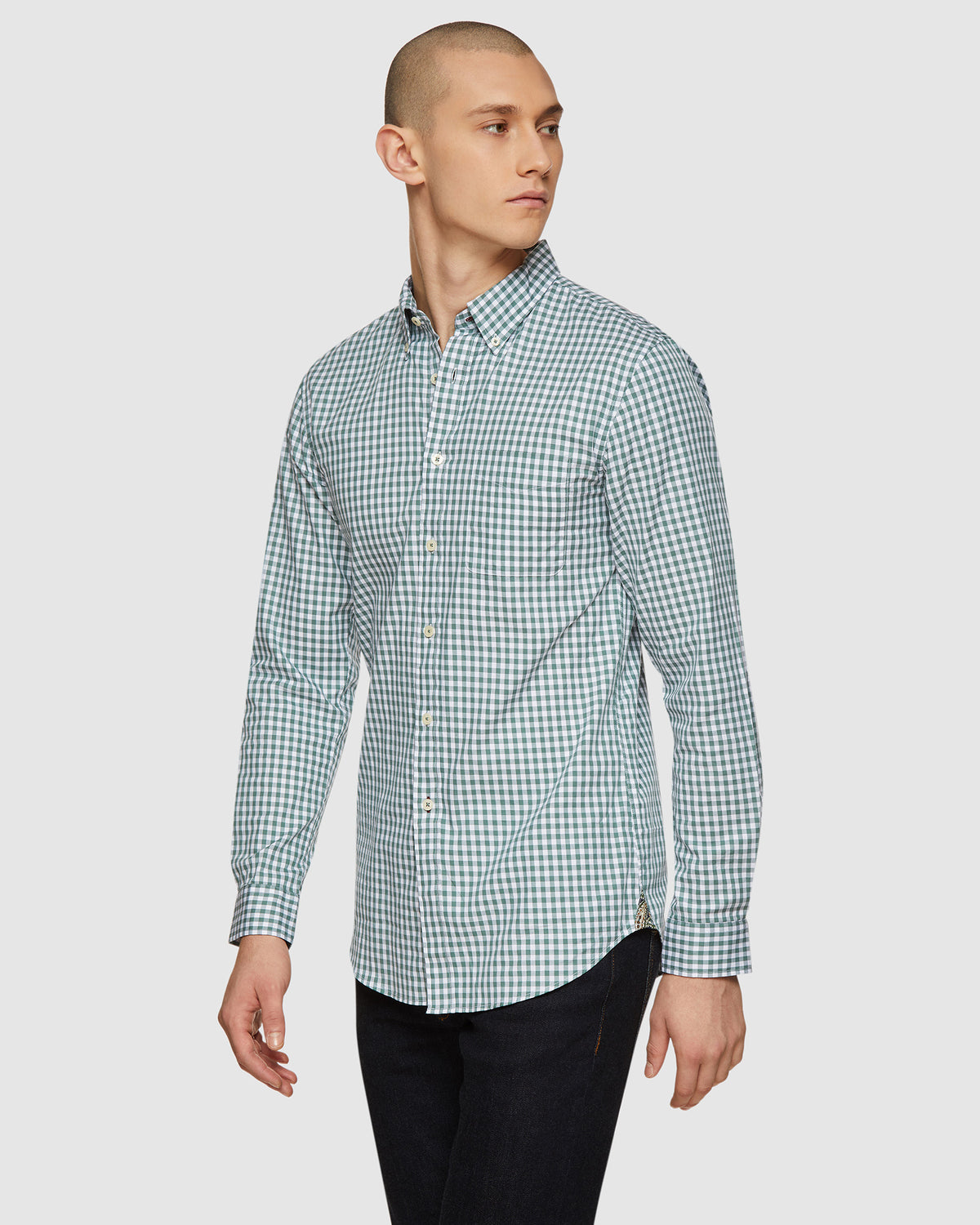UXBRIDGE CHECKED SHIRT
