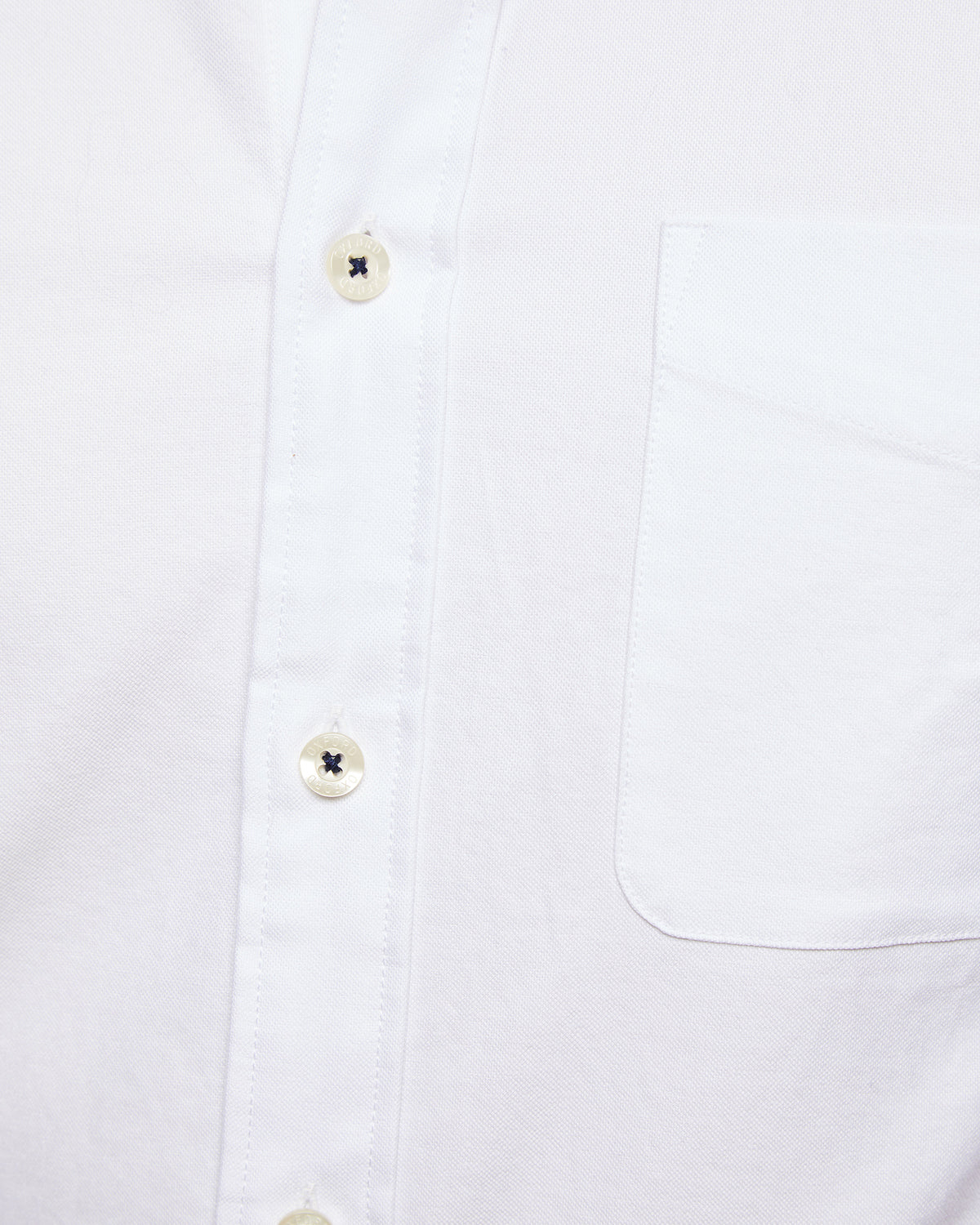UXBRIDGE CASUAL SHIRT WHITE