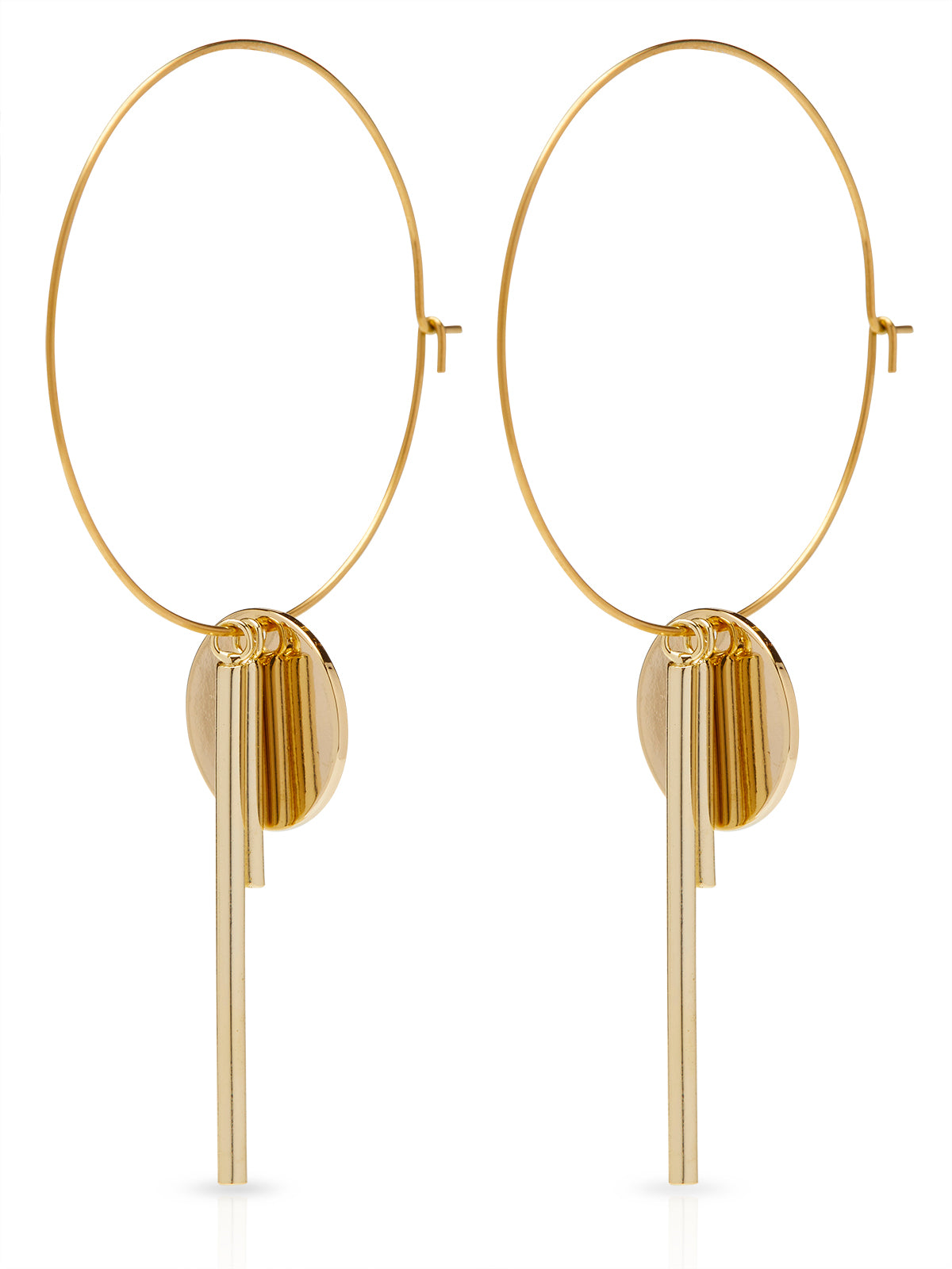 JENNY EARRINGS GOLD