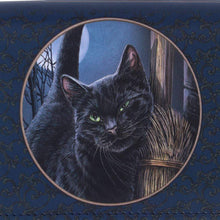 Load image into Gallery viewer, Nemesis Now A Brush With Magick Embossed Purse (Lp) 18.5cm Cat Purse