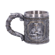 Load image into Gallery viewer, Armoured Tankard 15.9cm Medieval Tankard