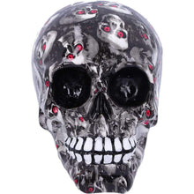 Load image into Gallery viewer, Bloodshot (Medium) 11cm (Pack Of 6) Skull Figurine Small