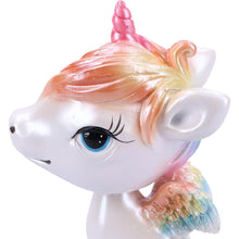 Load image into Gallery viewer, Bobble Horn 11cm Unicorn Bobblehead