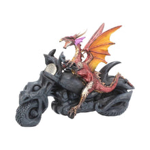 Load image into Gallery viewer, Nemesis Now Born To Ride 28cm Bikers/Bikes Figurine Medium