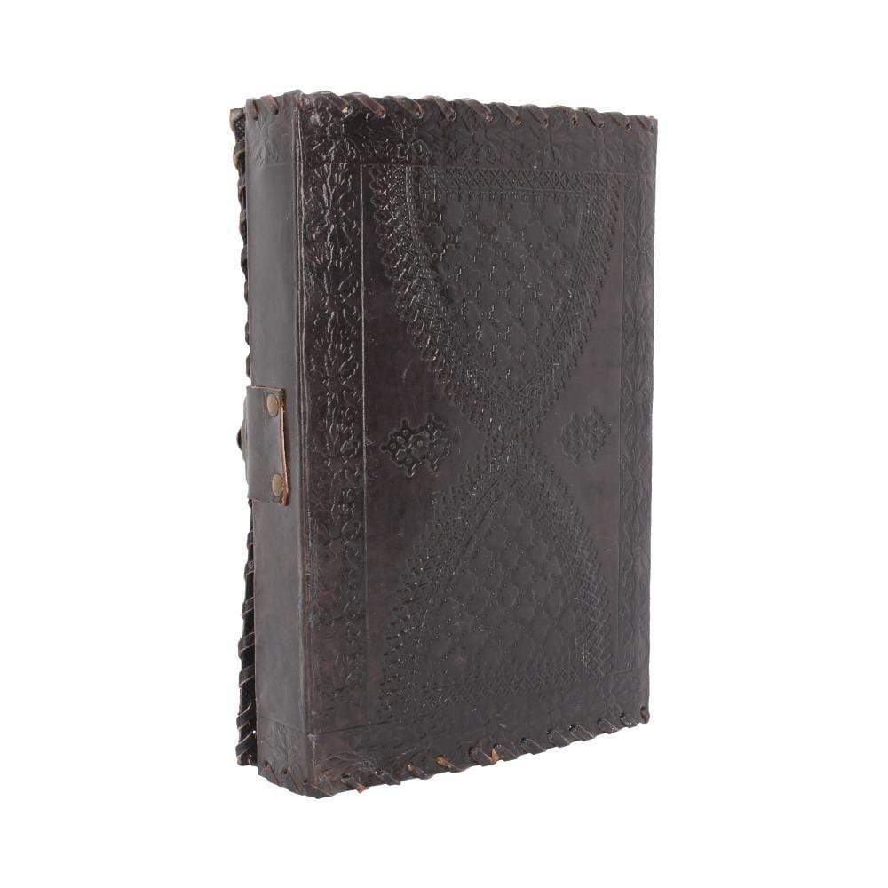 Nemesis Now Celtic Cross Leather Journal 25 X 18cm Witchcraft & Wiccan Journal (Leather)