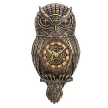 Load image into Gallery viewer, Nemesis Now Chronology Wisdom 31.5cm Owl Clock