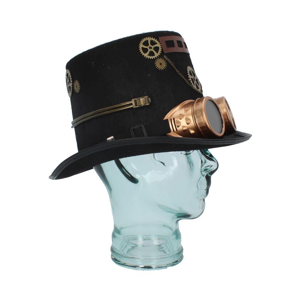 Nemesis Now Cogsmith's Hat (Pack Of 3) Science Fiction Hat