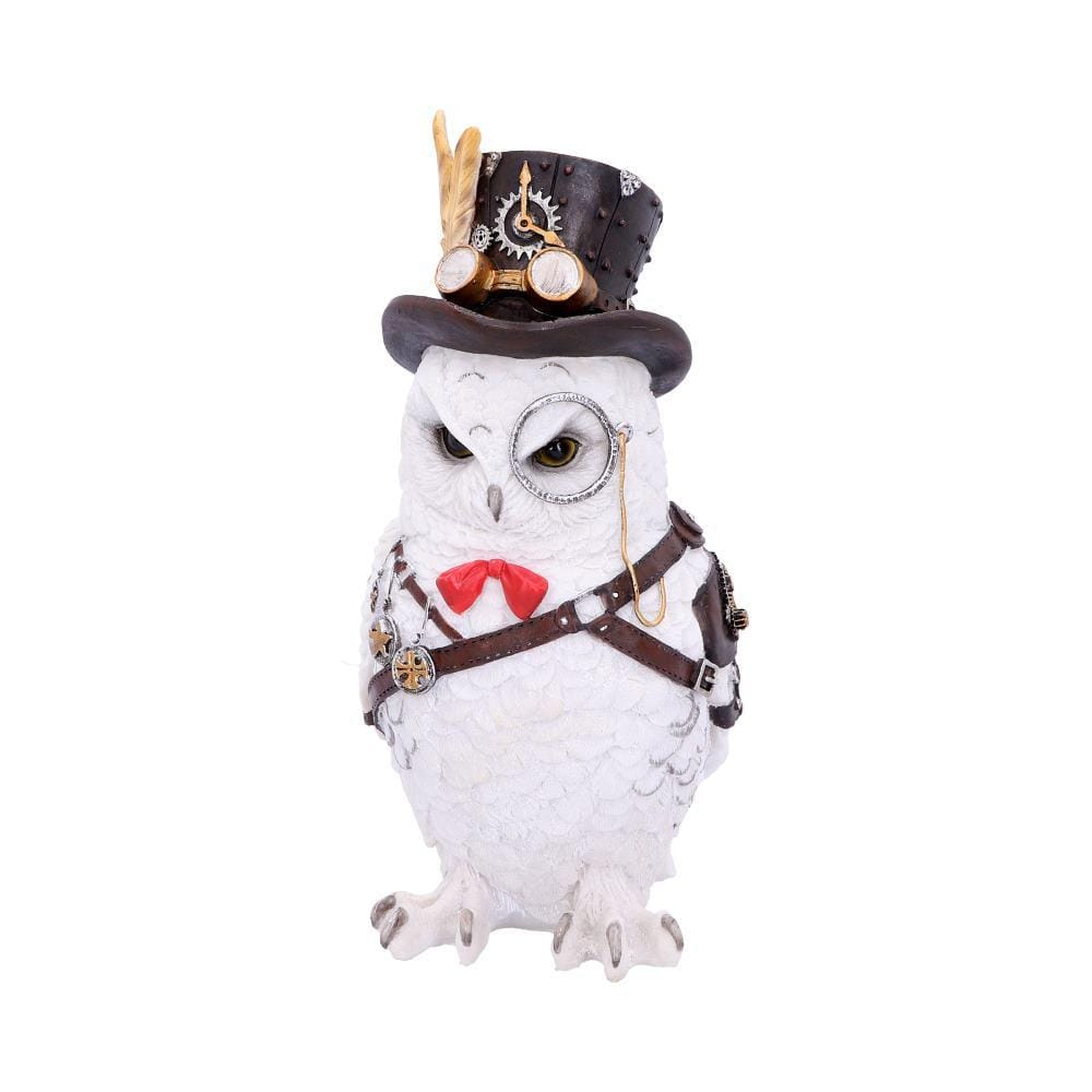 Cogsmiths Owl 23.5cm Owl Figurine Medium