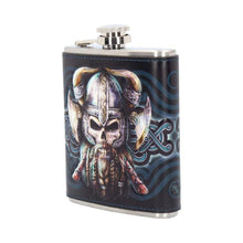 Load image into Gallery viewer, Nemesis Now Danegeld Hip Flask 7oz Mythic Hipflask