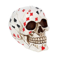 Load image into Gallery viewer, Nemesis Now Dead Mans Hand Skull 15cm Skull Figurine Medium