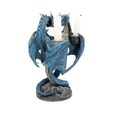 Load image into Gallery viewer, Nemesis Now Dragon Heart (As) 23cm Dragon Candle/Tealight Holder