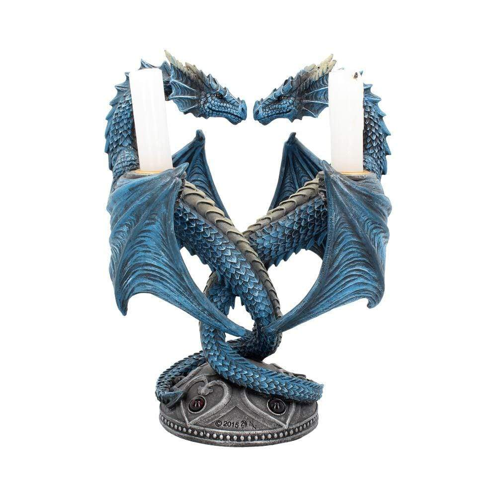 Nemesis Now Dragon Heart (As) 23cm Dragon Candle/Tealight Holder