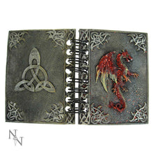 Load image into Gallery viewer, Nemesis Now Dragon Pack 8.5cm (Pack Of 3) Dragon Journal
