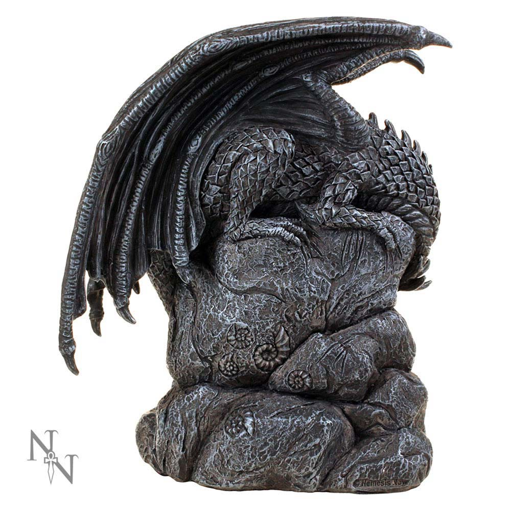 Nemesis Now Dragon Pool Backflow Incense Burner 19cm Dragon Incense Burner