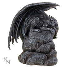 Load image into Gallery viewer, Nemesis Now Dragon Pool Backflow Incense Burner 19cm Dragon Incense Burner