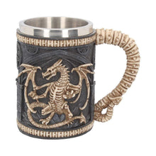 Load image into Gallery viewer, Nemesis Now Dragon Remains Tankard 15cm Dragon Tankard