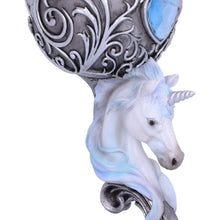 Load image into Gallery viewer, Enchanted Hearts Goblets 18.5cm (Set Of 2) Unicorn Goblet