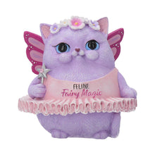 Load image into Gallery viewer, Nemesis Now Feline Fairy Magic 8.5cm Cat Figurine Small