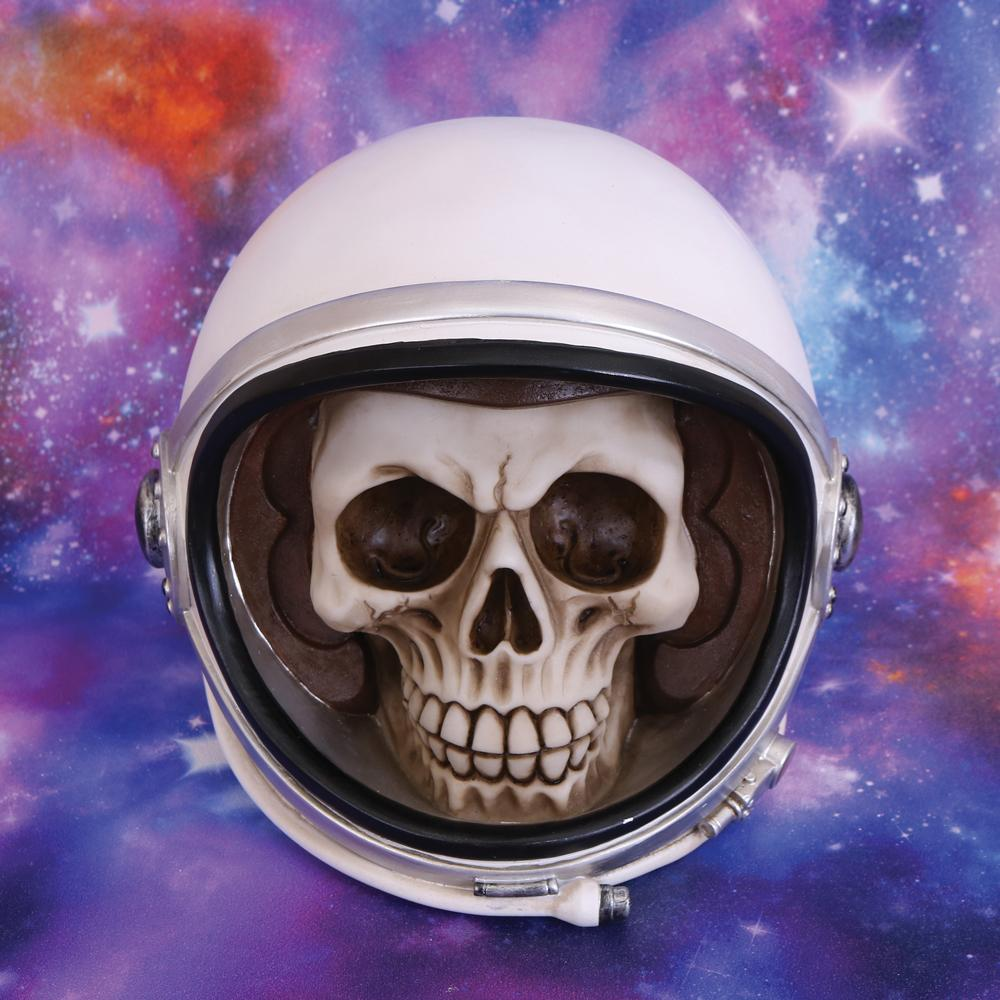 First Man 17.5cm Skull Figurine Medium