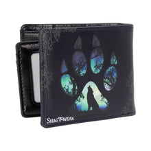 Load image into Gallery viewer, Nemesis Now Footprints Wallet 11cm Wolves Wallet