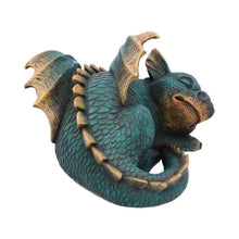 Load image into Gallery viewer, Forty Winks 29cm Dragon Figurine Medium