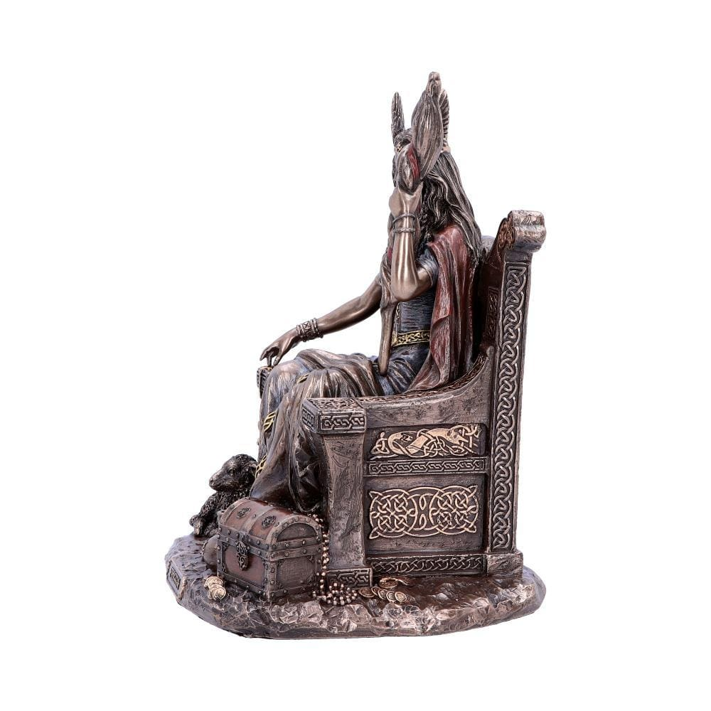 Frigga Goddess Of Wisdom 19cm Mythic Figurine Medium
