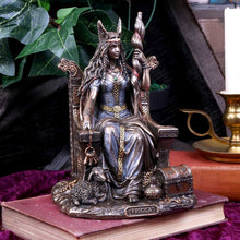 Load image into Gallery viewer, Frigga Goddess Of Wisdom 19cm Mythic Figurine Medium
