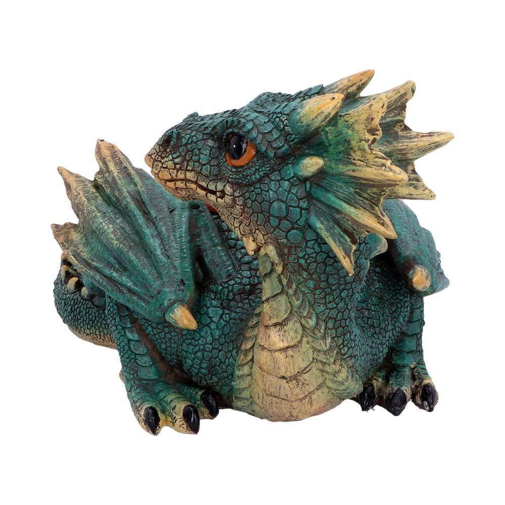 Garden Protector Plant Pot 30cm Dragon Figurine Large