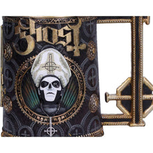 Load image into Gallery viewer, Ghost Gold Meliora Tankard Band Merch Tankard