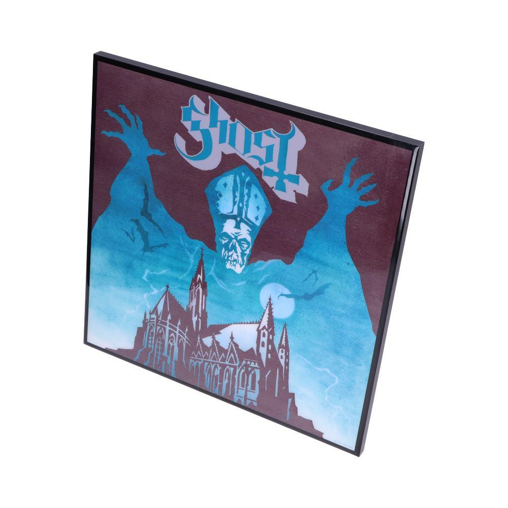 Nemesis Now Ghost Opus Eponymous Crystal Clear Pic 32cm Band Merch Crystal Clear Picture
