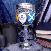 Load image into Gallery viewer, Goblet Of The Brave 17cm Medieval Goblet