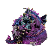 Load image into Gallery viewer, Hatchlings Mischief 8.5cm Dragon Figurine Medium