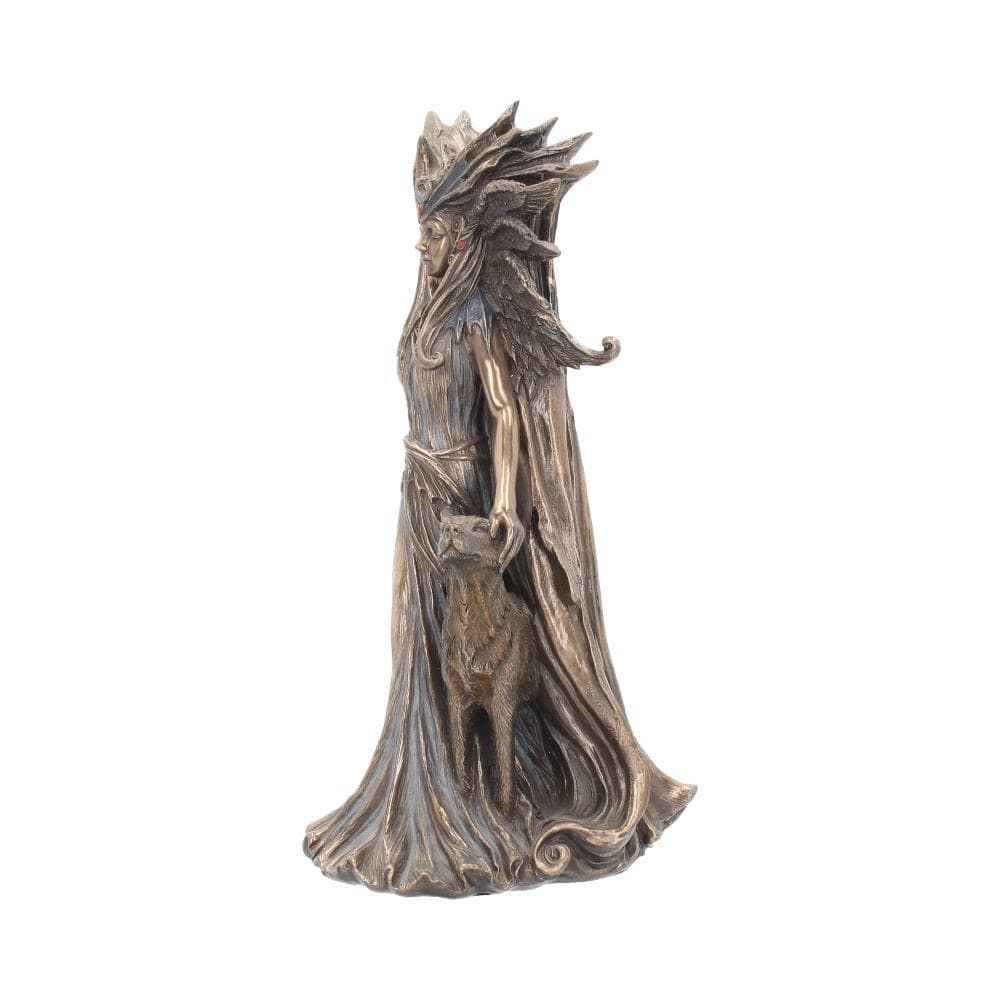 Nemesis Now Hekate Bronze (Mp) 25cm Mythic Figurine Medium