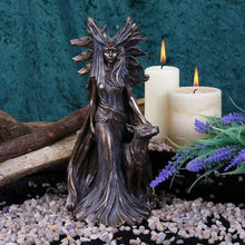 Load image into Gallery viewer, Nemesis Now Hekate Bronze (Mp) 25cm Mythic Figurine Medium